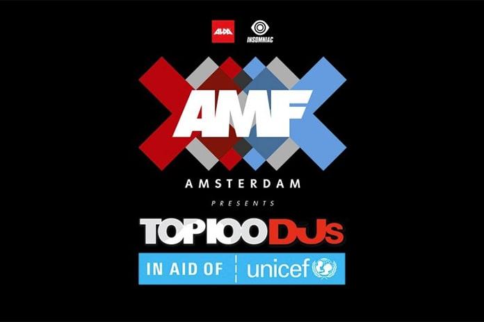 DJ Mag Top 100 DJs 2020