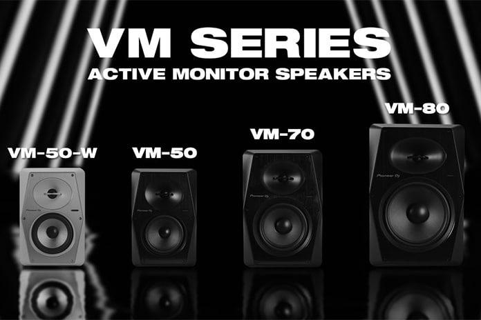 Pioneer DJ VM series мониторы